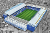 Aerial Shot of Goodison Park